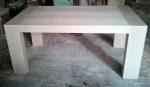 Τραπέζι 180x100 από ξύλο δρυς